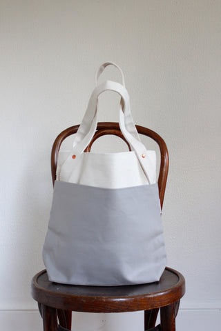 Simple Vegan Canvas Tote