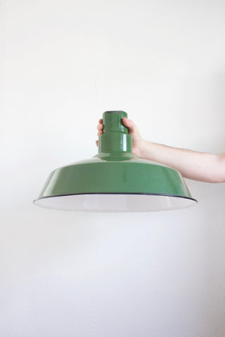 Vintage Industrial Factory Lamp Shade
