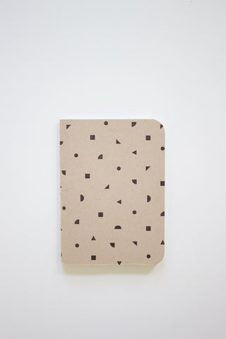 Geometric Mini Notebook
