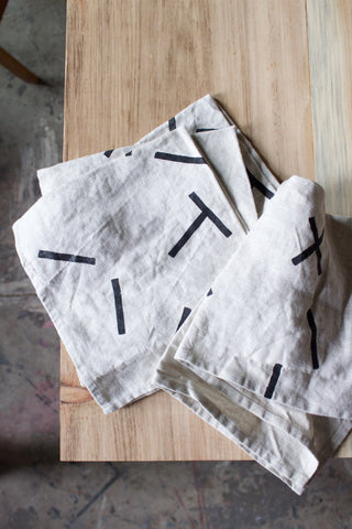 Sticks Linen Napkin Set
