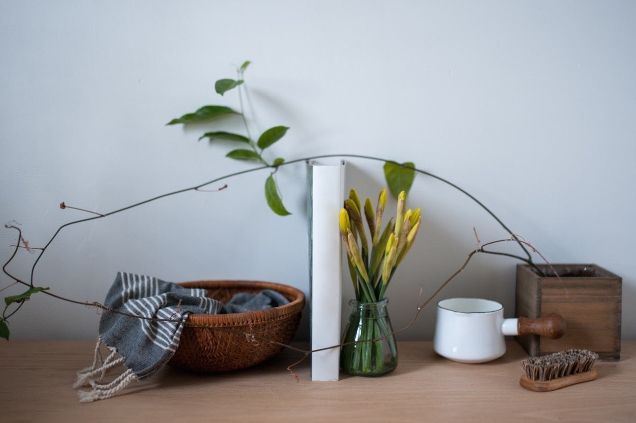 Scandinavian modern farmhouse well made simple wares for the home.