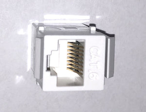 CMT:   CAT6 / RJ45 inline couplers pack of 12 -for voice, home networking, audio, video