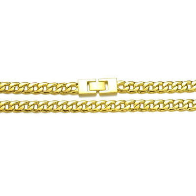 Mister Curb Men's Chain - Co. 82