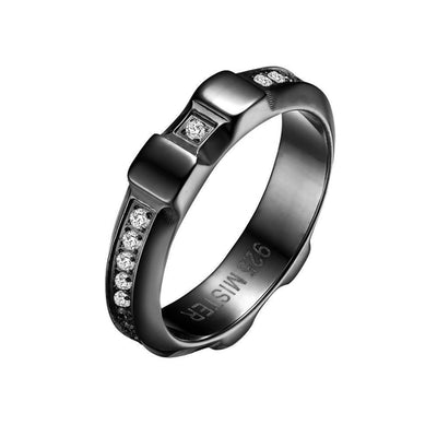 Mister Time Mens Ring - Co. 82