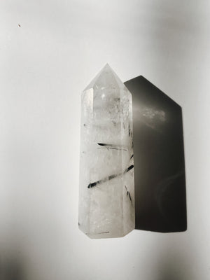 Tourmaline Quartz Tower