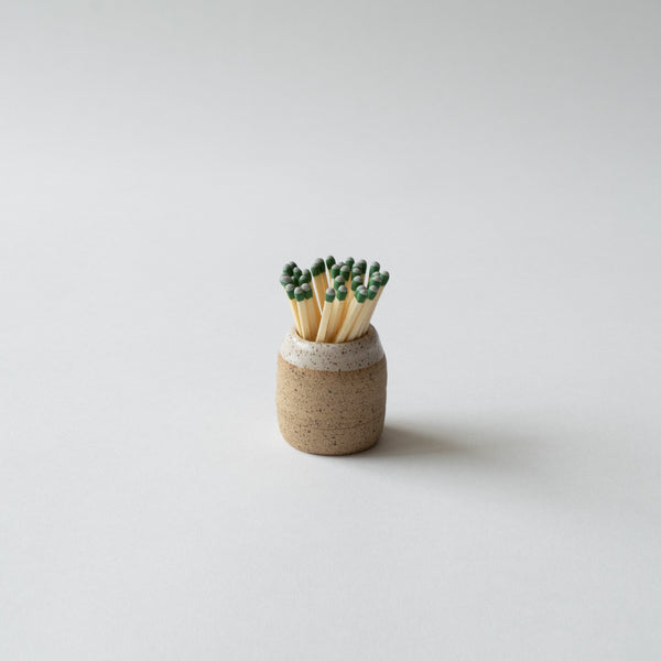Ceramic Matchstick Holder