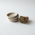 S|H Ceramic Dipping Bowl