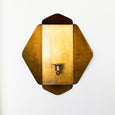 Folded Taper Sconce
