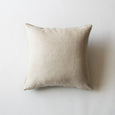 S|H Sage Antique Linen Velvet Designer Pillow