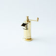 Small Brass Peppermill