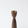 Handcrafted Wood Candlestick Holder