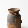 Found Wood Jug