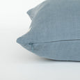 Blue Fog Linen Pillow
