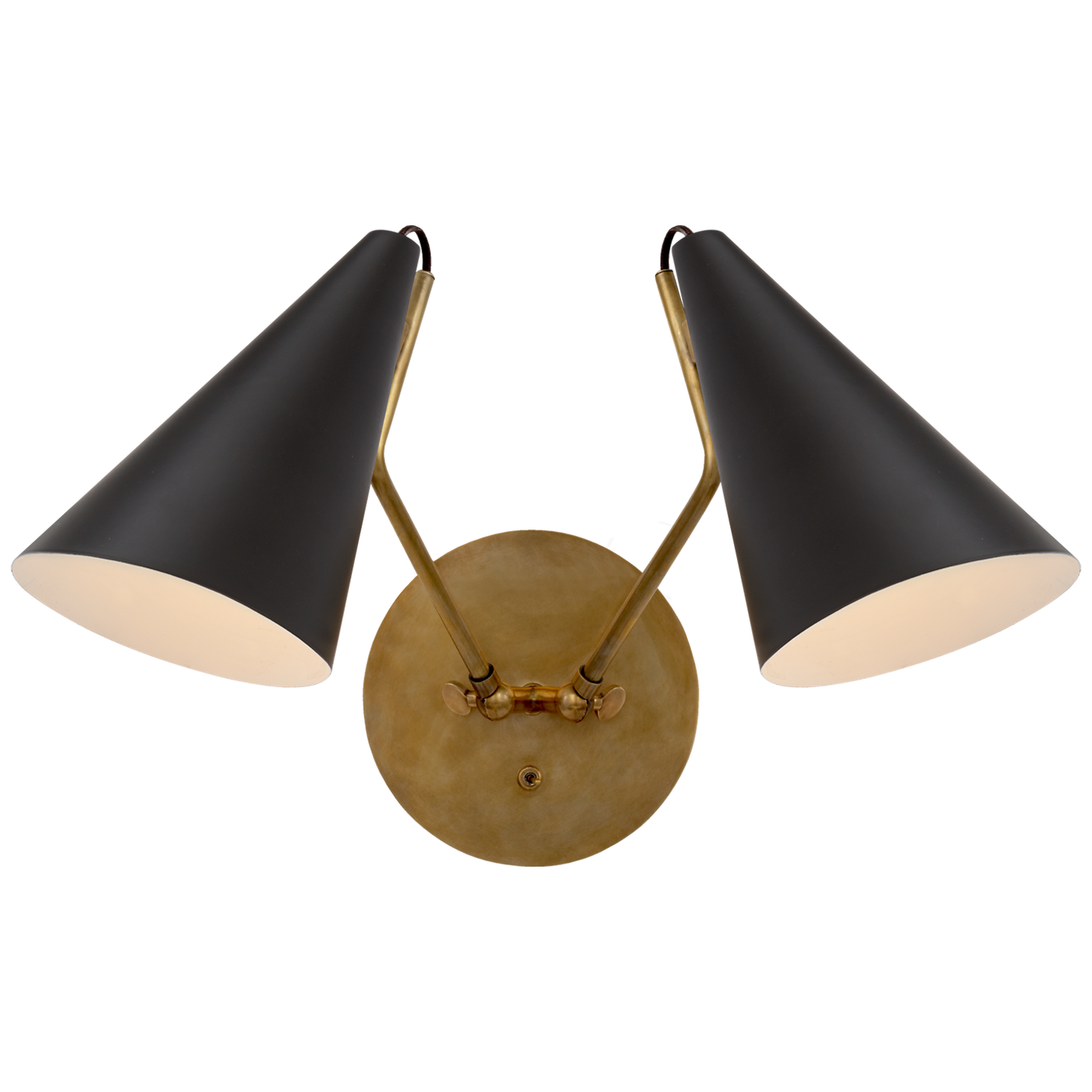 Clemente Double Sconce