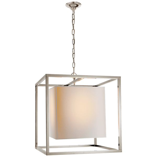 Caged Medium Lantern