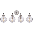 Bistro Four Light Bath Sconce