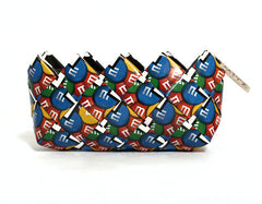 Buzzing M&M's Mini Clutch