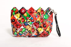 Tutti M&M Cosmetic Clutch