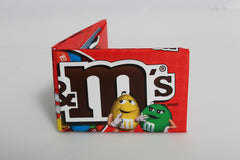 Peanut Butter M&M Wallets