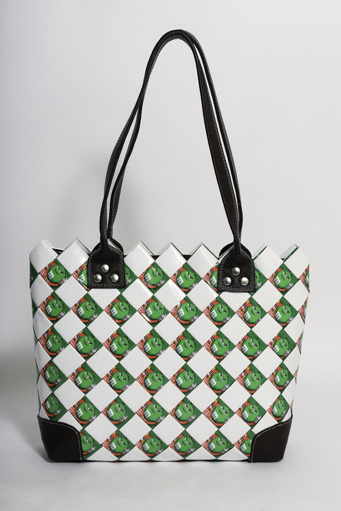 Ms. Green Tote