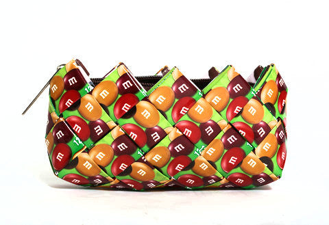 Raining M&M's Mini Clutch