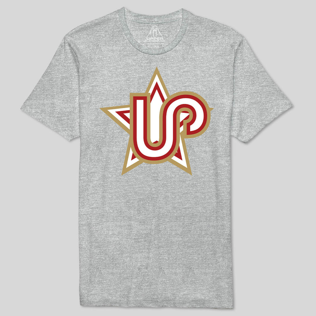 5S - ALL STAR IN RED & GOLD - Men's Premium Tee