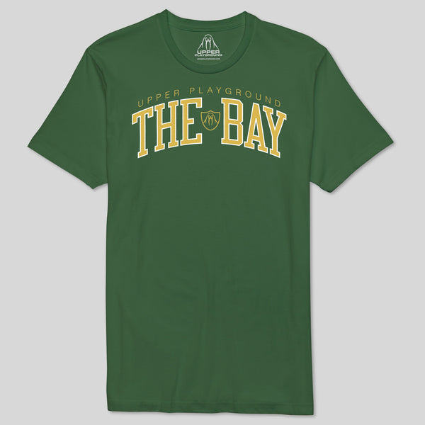 topshelf - THE BAY IN OAKLAND GOLD