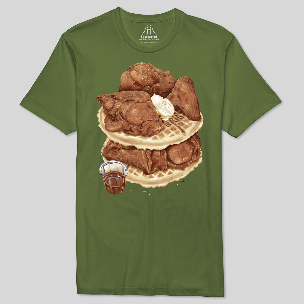 topshelf - CHICKEN AND WAFFLES