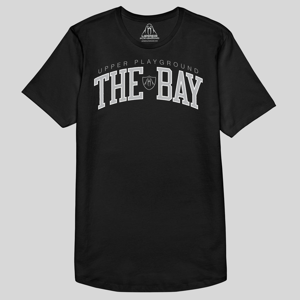 topshelf - THE-BAY IN OAKLAND SILVER