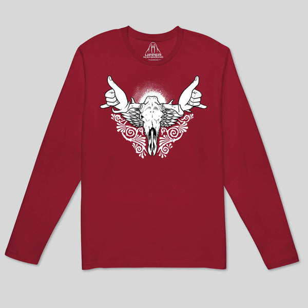 5S - HANG MOOSE MEN'S LONG SLEEVE