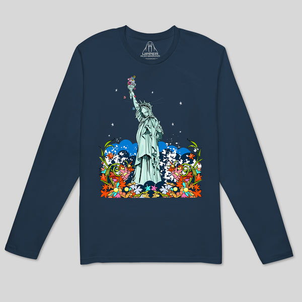 topshelf - ...and Justice for All Long Sleeve Tee
