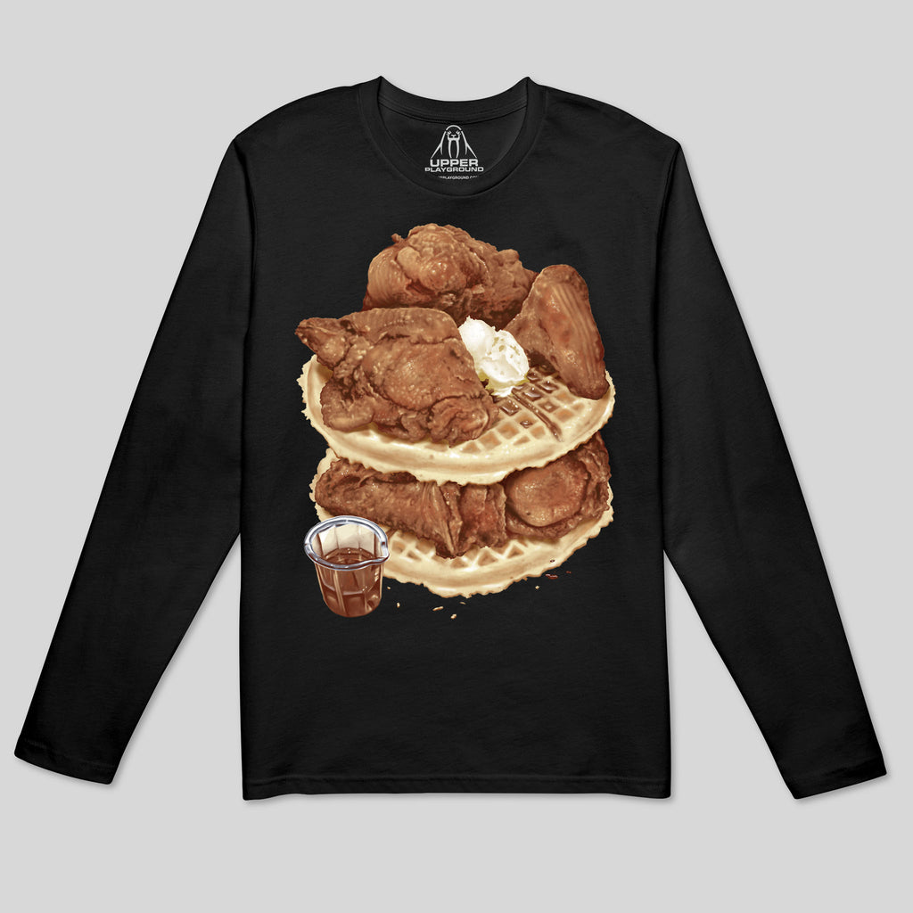 5S - CHICKEN AND WAFFLES