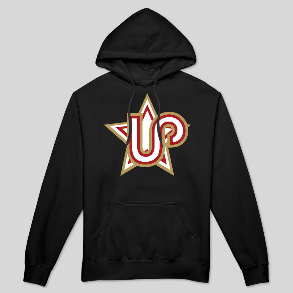5S - ALL STAR IN RED & GOLD - Pullover Hoodie