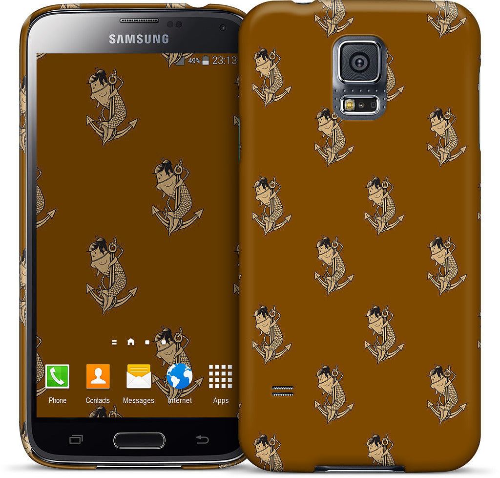 Notion - Anchors Samsung Case