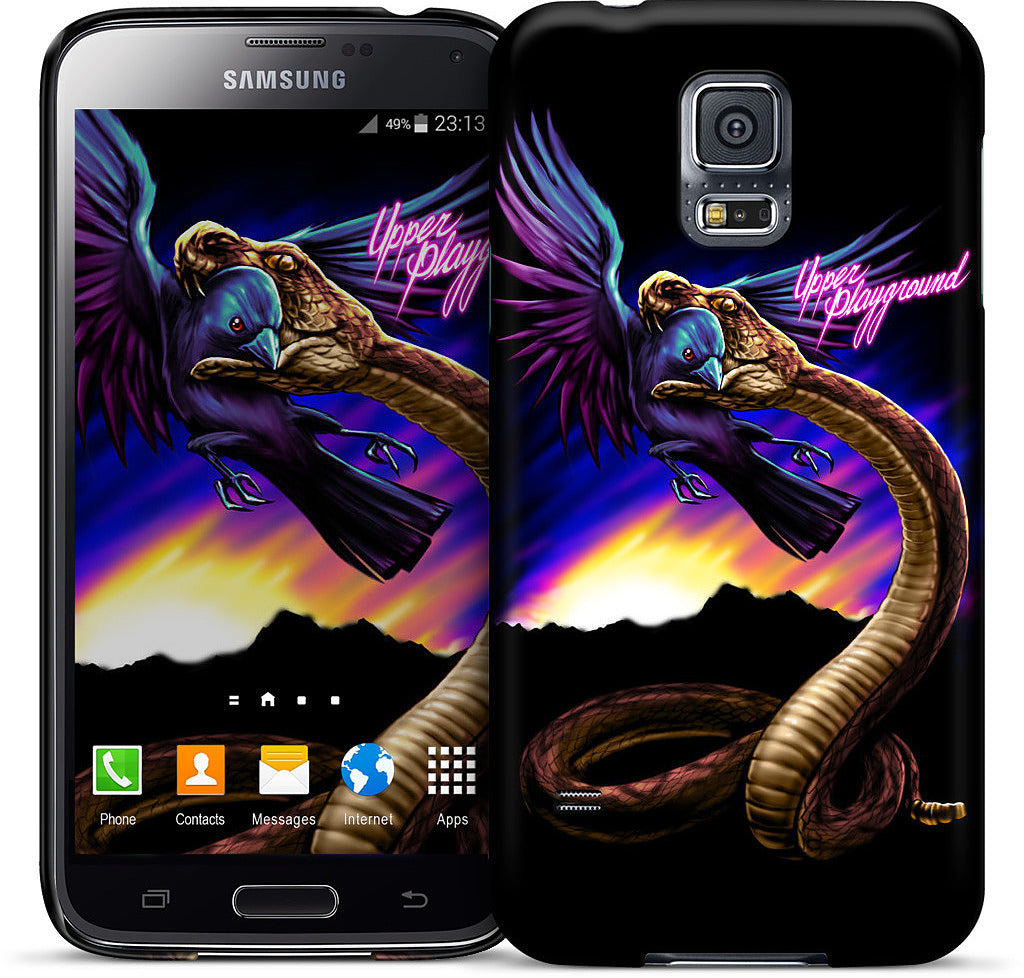 Upper Playground - Nature's Curse Samsung Case