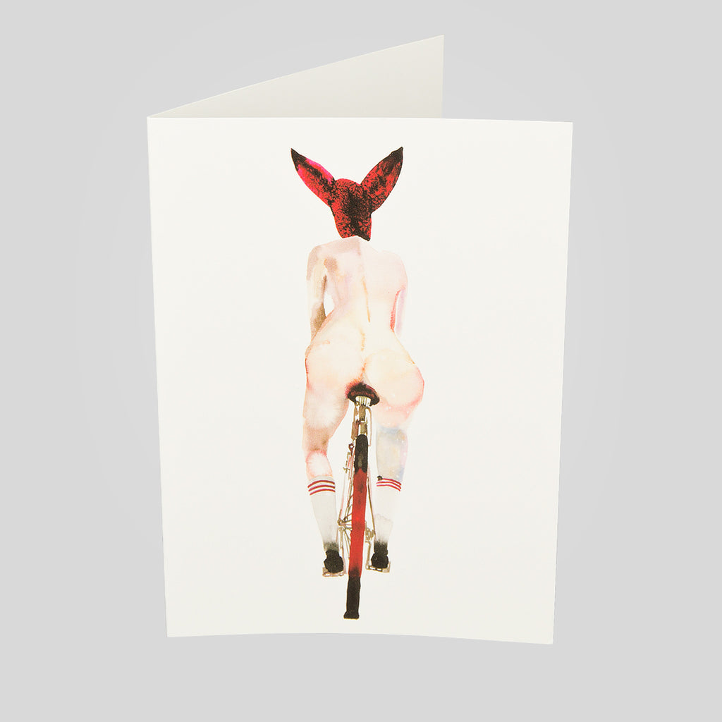 Upper Playground - Lux - Assorted Greeting Card Pack 2 by David Choe