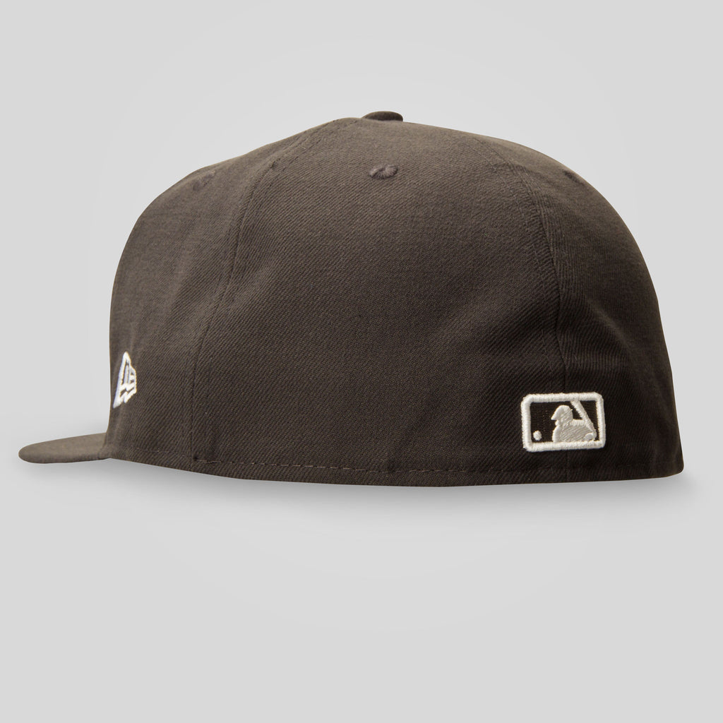 Upper Playground - Lux - SF Giants New Era Fitted Cap in Gray / Urban Camo