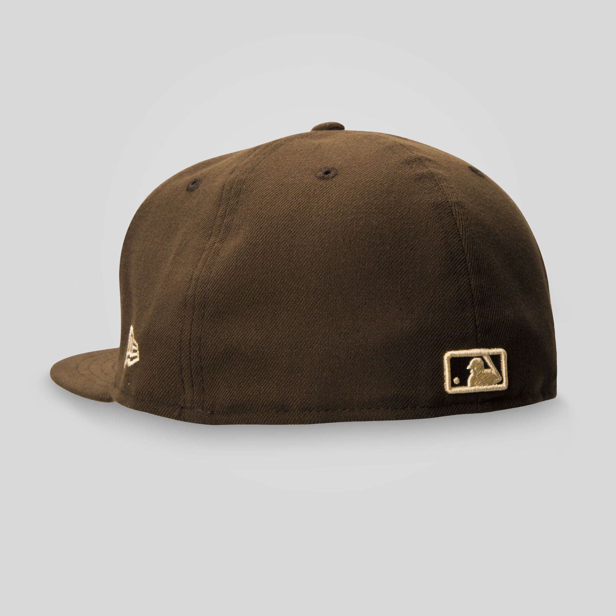 6d3f365d56e8b5 SF Giants New Era Fitted Cap in Brown/Desert Camo