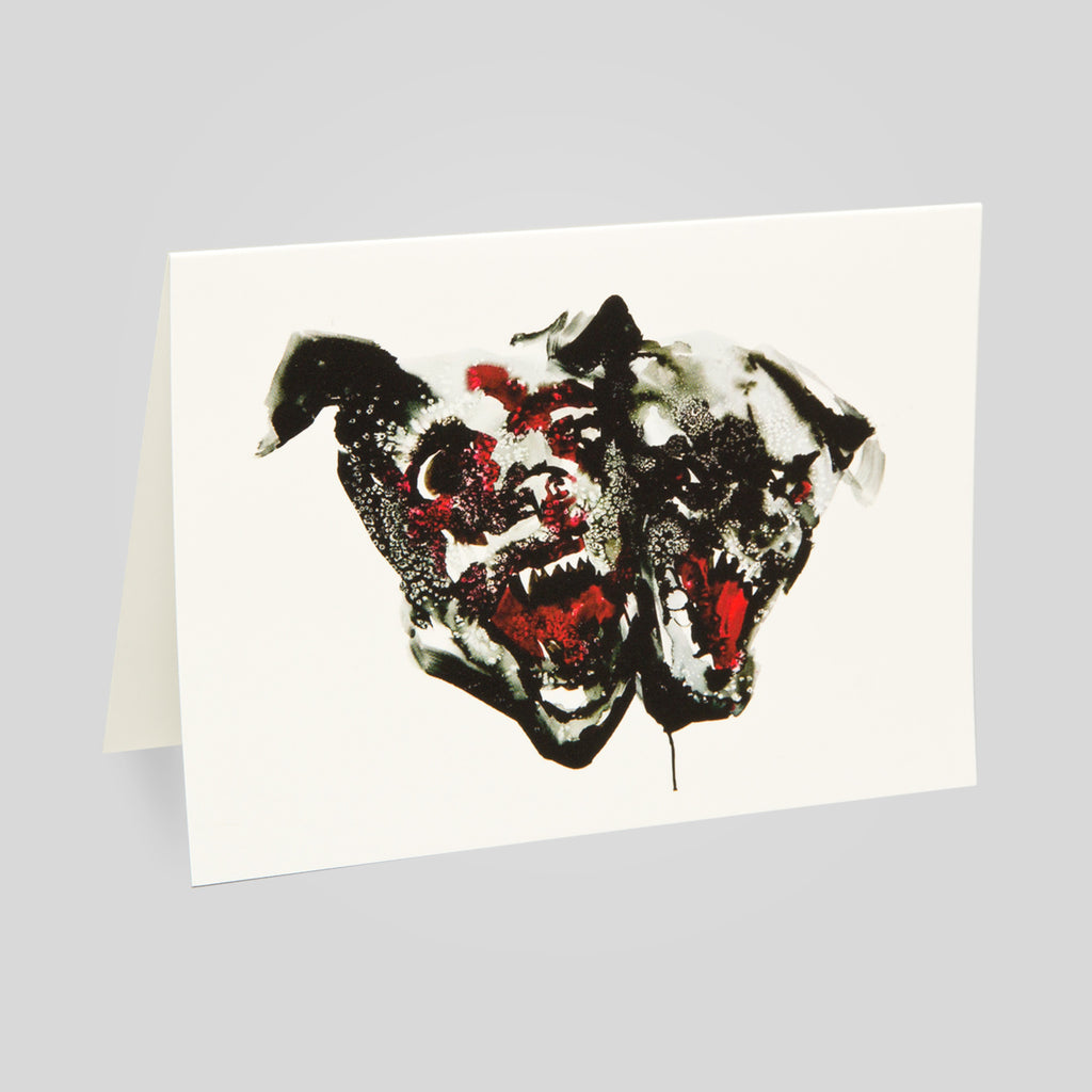 Upper Playground - Lux - Assorted Greeting Card Pack 1 by David Choe