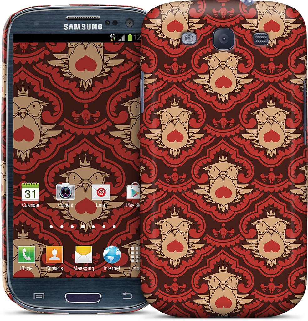 Notion - Fowl Mood Samsung Case