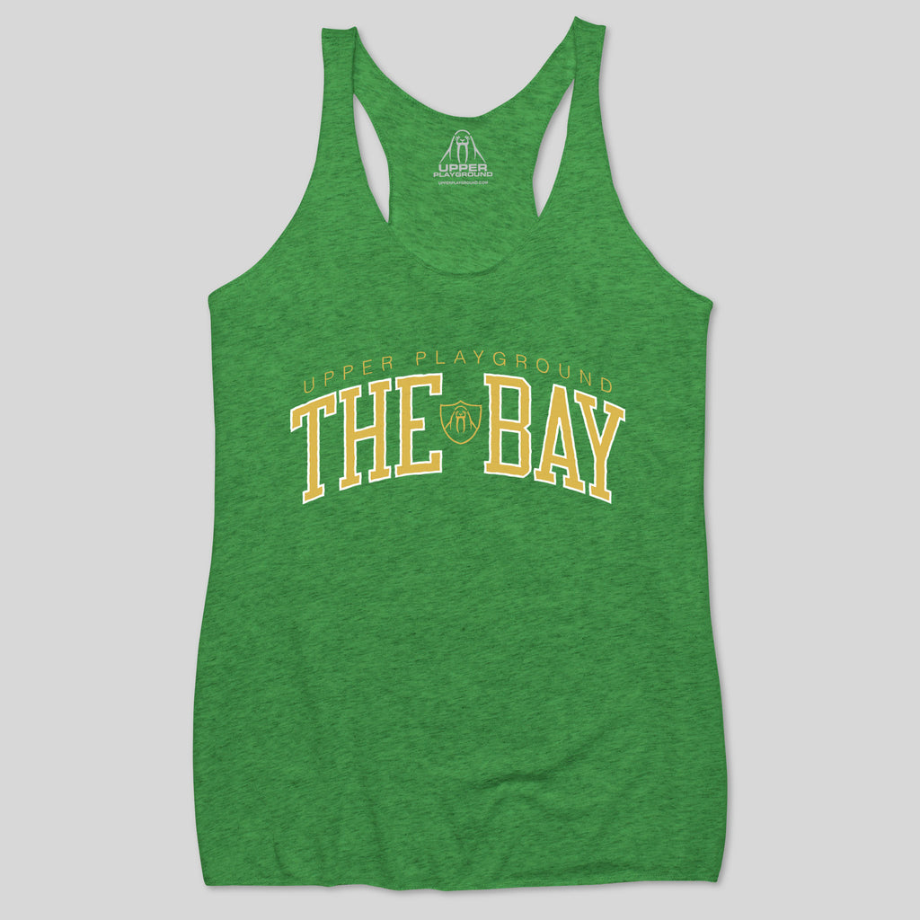 topshelf - THE-BAY IN OAKLAND GOLD