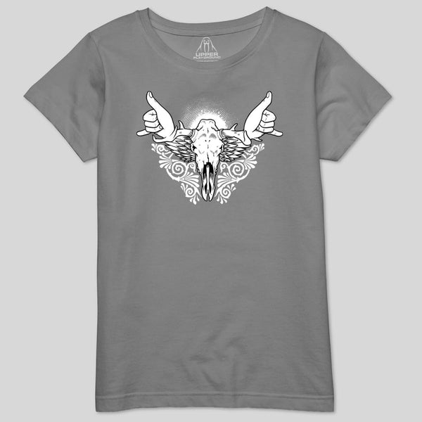 5S - HANG MOOSE WOMEN'S TEE