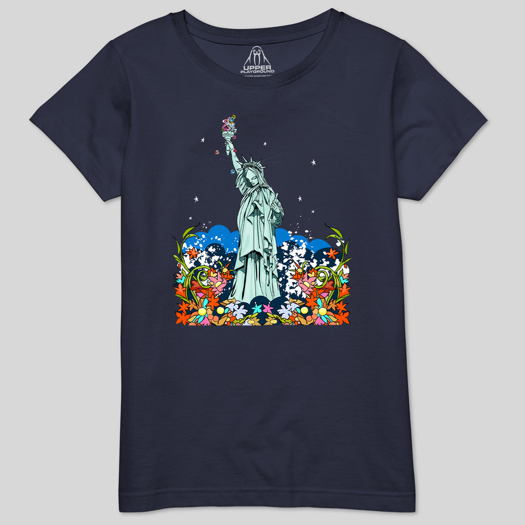 5S - ...and Justice for All Women's Tee