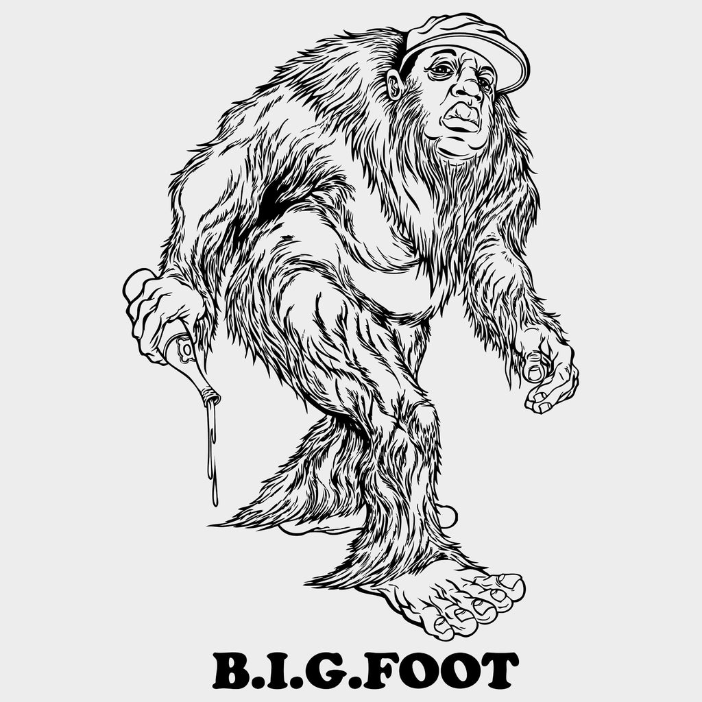 topshelf - BIGFOOT