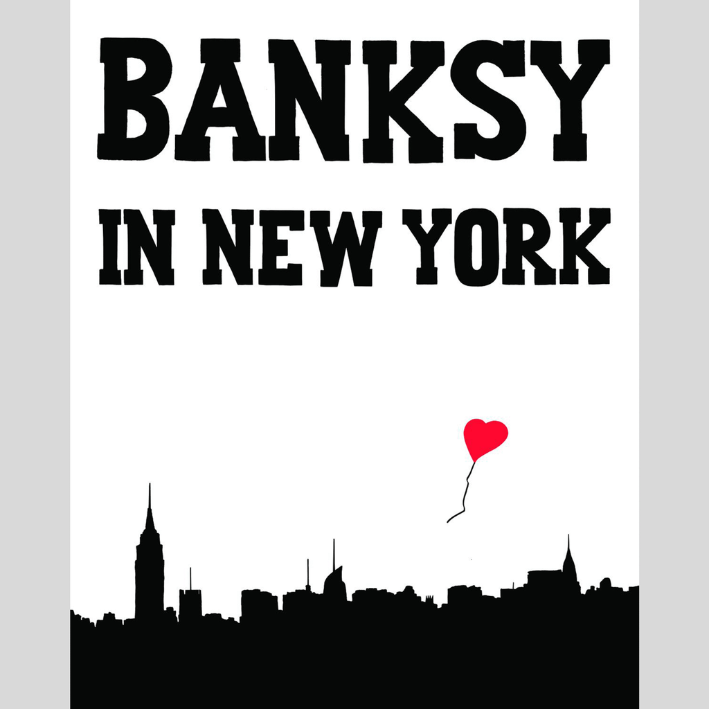 Gingko Press - Banksy in New York By Ray Mock
