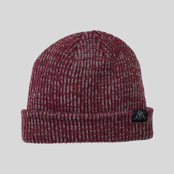 Upper Playground - Lux - The Gusty Beanie in Red Marl