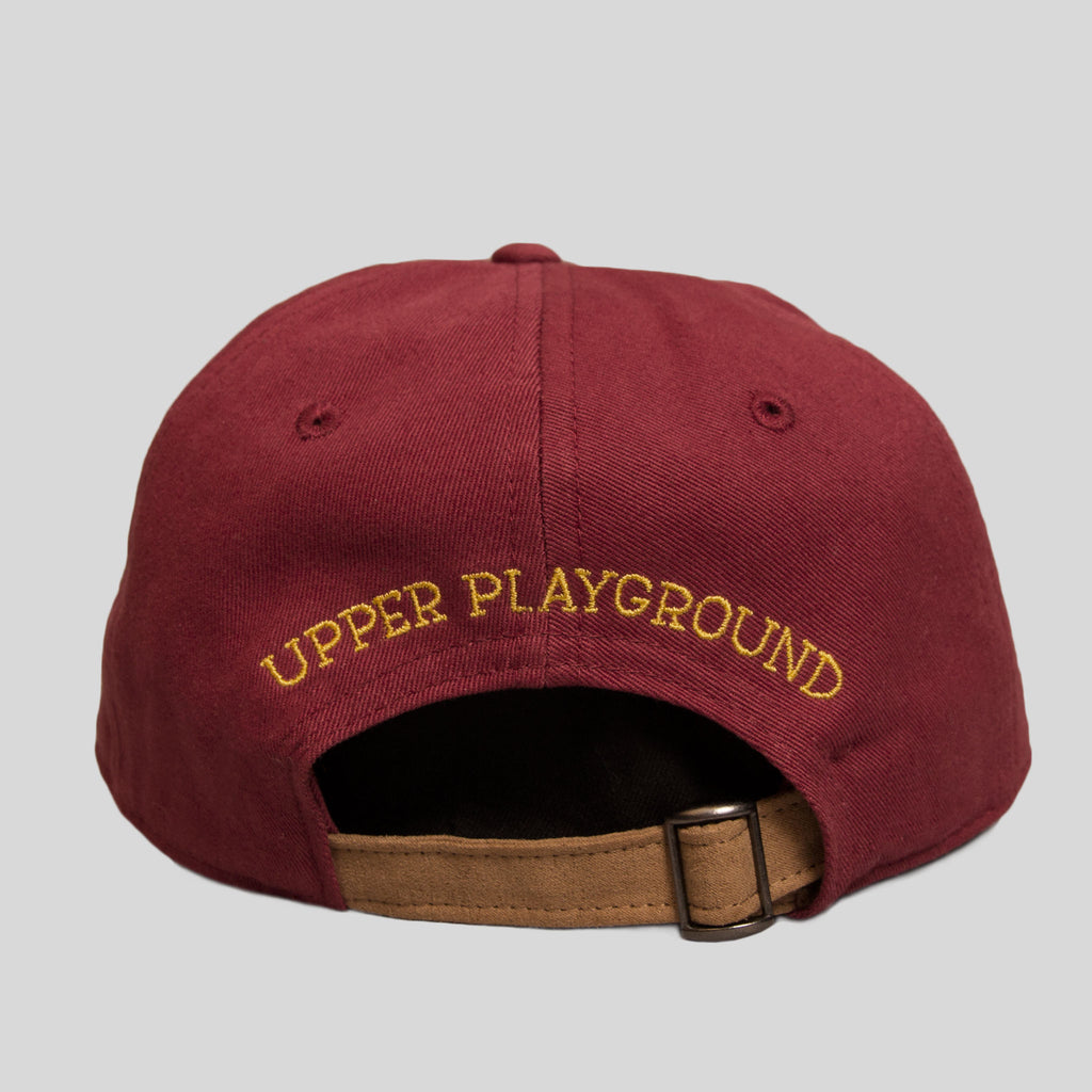 Upper Playground - Lux - Big Chief Cap by Jeremy Fish