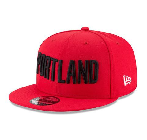 Upper Playground - Lux - Blazers Statement New Era Snapback