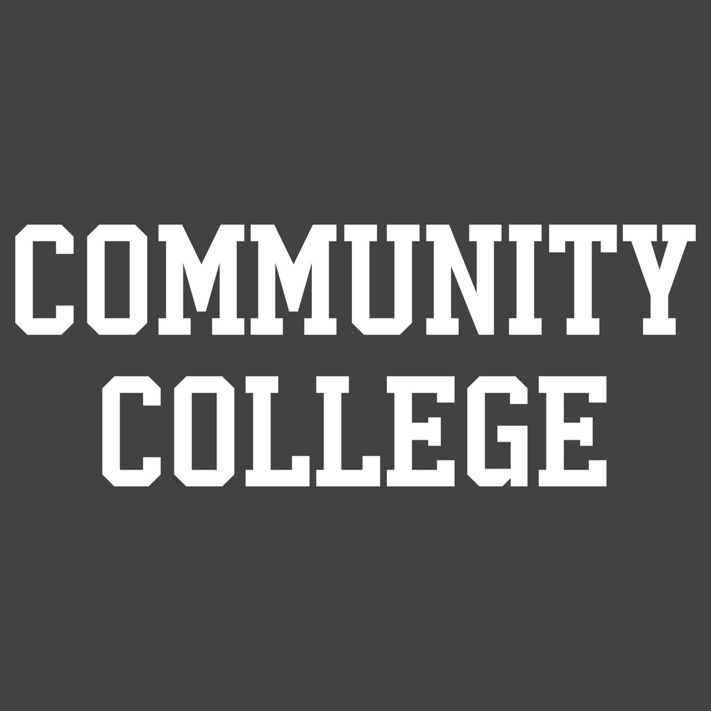 topshelf - COMMUNITY COLLEGE