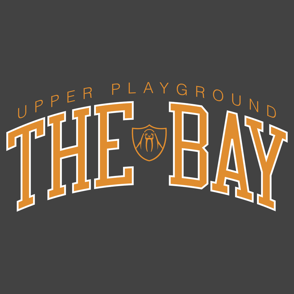 topshelf - THE-BAY IN SF ORANGE